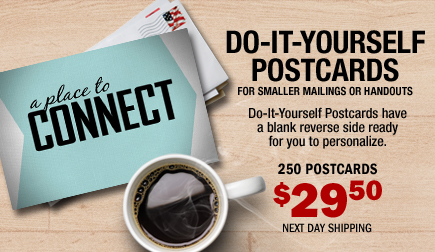 Invite Your Community to Your Church with a Church Mailing