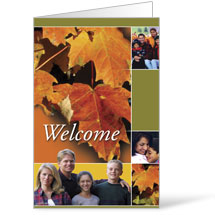 Autumn Invited   8.5 x 14 Bulletins
