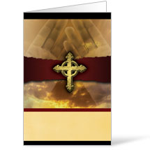Gothic Cross Bulletin
