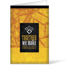 Make a Difference Gold Bulletin