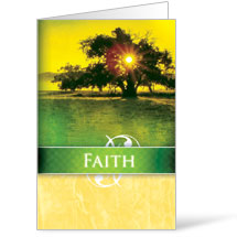 Symbols Faith Bulletin