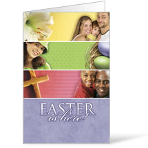Easter Rows Bulletin