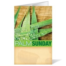 Palm Sunday Bulletin