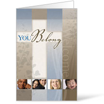 You Belong Bulletin