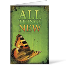 All Things New Bulletin