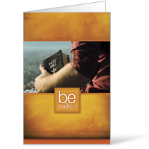 Be The Church Bulletin