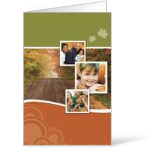 Fall Path  8.5 x 14 Bulletins
