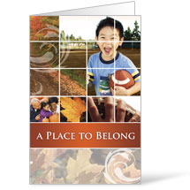 Belong Fall Bulletin