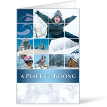 Belong Winter- 8.5 x 14 Bulletins