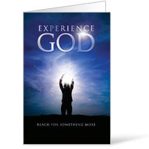 Experience God Reach Bulletin