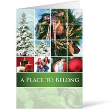Belong Wreath