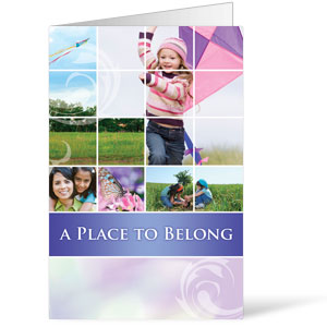 Belong Kite  8.5 x 14 Bulletins
