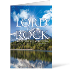 Lord My Rock Bulletin