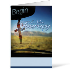 New Journey  8.5 x 14 Bulletins