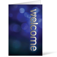 Sparkle Welcome Bulletin