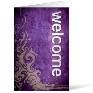 Adornment Purple Bulletins