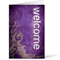Adornment Purple Bulletin