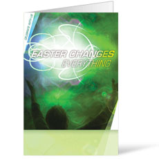 Easter Changes Bulletin