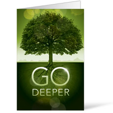 Go Deeper Roots Bulletin