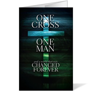 One Cross 8.5 x 14 Bulletins