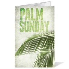Palm Fronds Bulletin