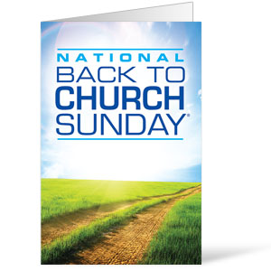Back to Church Sunday 2014 Bulletins