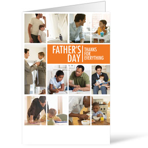 Fathers Day Dads 8.5 x 14 Bulletins