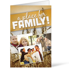 A Place for Family Fall Bulletin