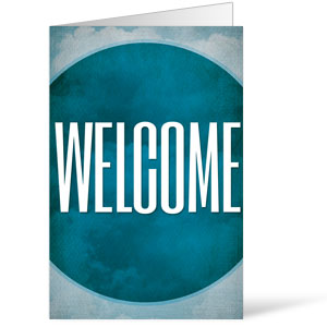 Celestial Welcome 8.5 x 14 Bulletins