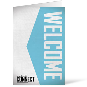 Place to Connect Welcome Bulletins