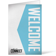 Place to Connect Welcome Bulletin