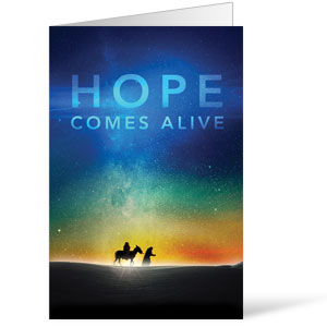 Hope Comes Alive Bulletins