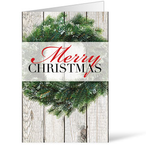 Christmas Wreath Bulletins