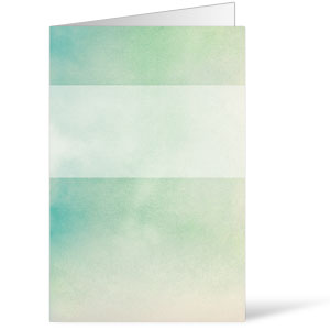 Watercolor Green Bulletins