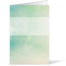 Watercolor Green Bulletin