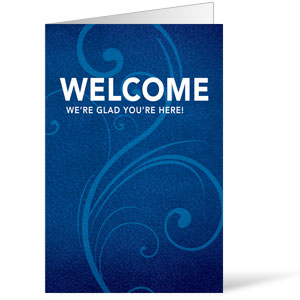 Flourish Welcome 8.5 x 14 Bulletins