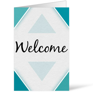 Welcome Diamond Blue Bulletins