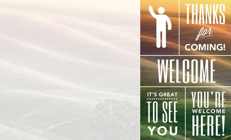 Phrases Welcome Bulletin - Church Bulletins - Outreach ...