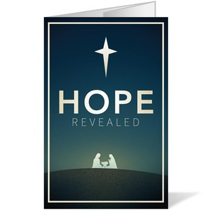 Hope Revealed 8.5 x 14 Bulletins