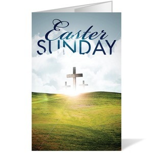 Easter Hillside Bulletins