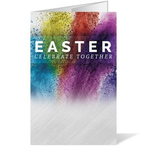 Easter Powder Paint Bulletins