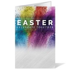 Easter Powder Paint Bulletin