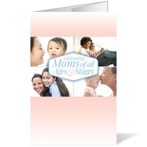 Stages of Motherhood 8.5 x 14 Bulletins