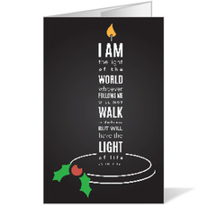 Light of the World Candle