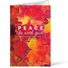 Vibrant Verse Fall Bulletin