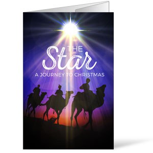 The Star A Journey to Christmas Bulletins