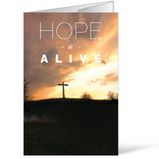 Hope Alive Cross