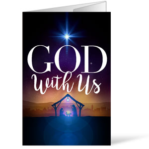 God With Us Advent Bulletins