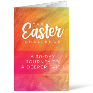 The Easter Challenge Bulletins