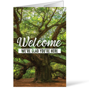 Inspirational Trees Summer Bulletins